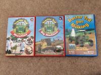 Tractor Ted DVD bundle