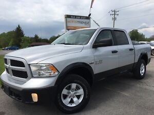 2016 RAM 1500 SLT Outdoorsman! Buckets! Pwr Seat! Bluetooth!...