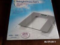 weight watchers designer precision bathroom scales