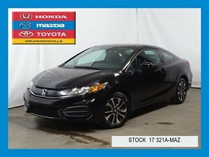 2014 Honda Civic EX+ TOIT+SIEGES CHAUFFANTS+BLUETOOTH