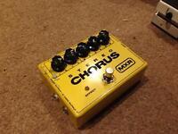 Dunlop MXR Stereo Chorus Guitar Effects Pedal