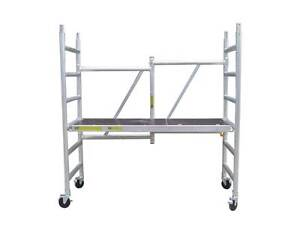 Factory Direct Promotion ! Aluminium Mobile Scaffold with2m High! Dandenong South Greater Dandenong Preview