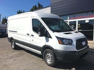 2016 Ford Transit FULLY LOADED LOW LOW KMS MID ROOF 148