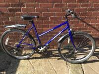 "Ladies's 20"" Keswick bike bicycle. New chain Free delivery"