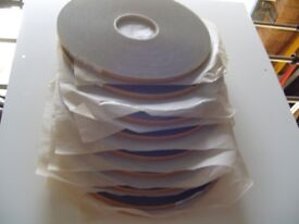 Double sided glazing tape 3mm