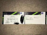 3 x Seated Arcade Fire Tickets (Friday 13th, SSE Arena Wembley)