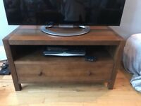 Laura Ashley Brompton Dark Oak Coffee Table, TV Unit, Bookcase, Display Unit, Nest of Tables