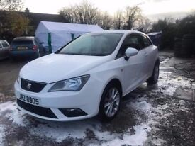 2015 Seat Ibiza Toca 1.4 petrol only 7823 miles like new