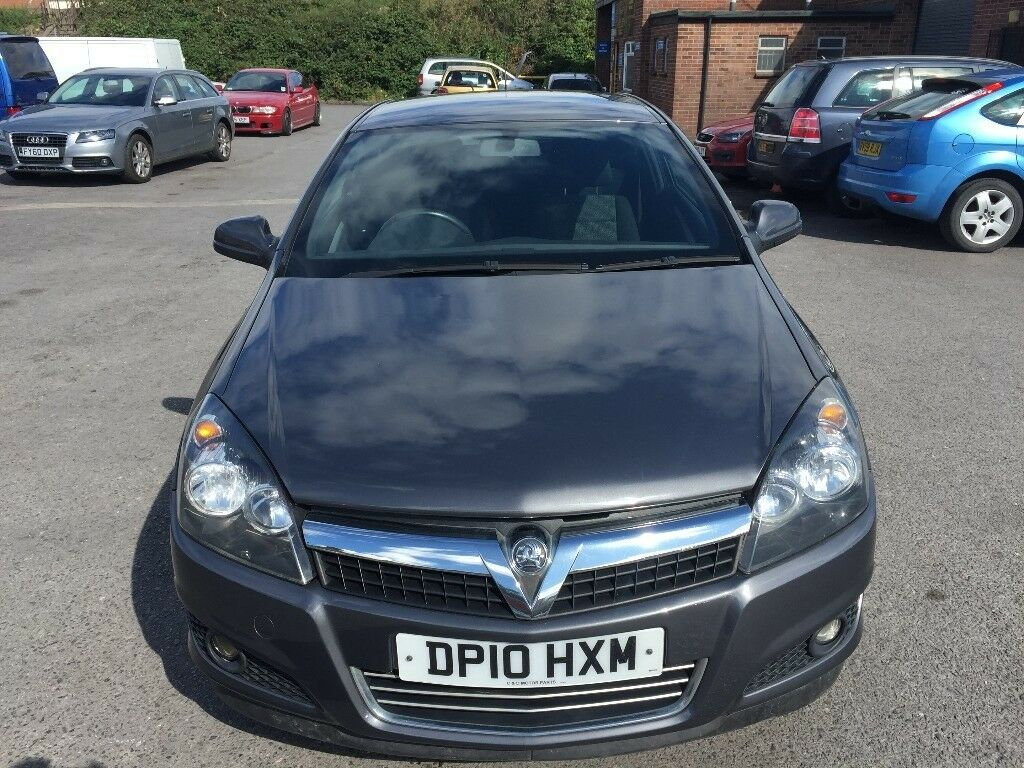 Vauxhall Astra 1.6 i 16v SRi Sport Hatch 3dr 2010 (10 reg), Hatchback (30 days warranty)£1999