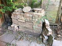 Garden building bricks