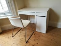 Ikea Computer Desk and Chair