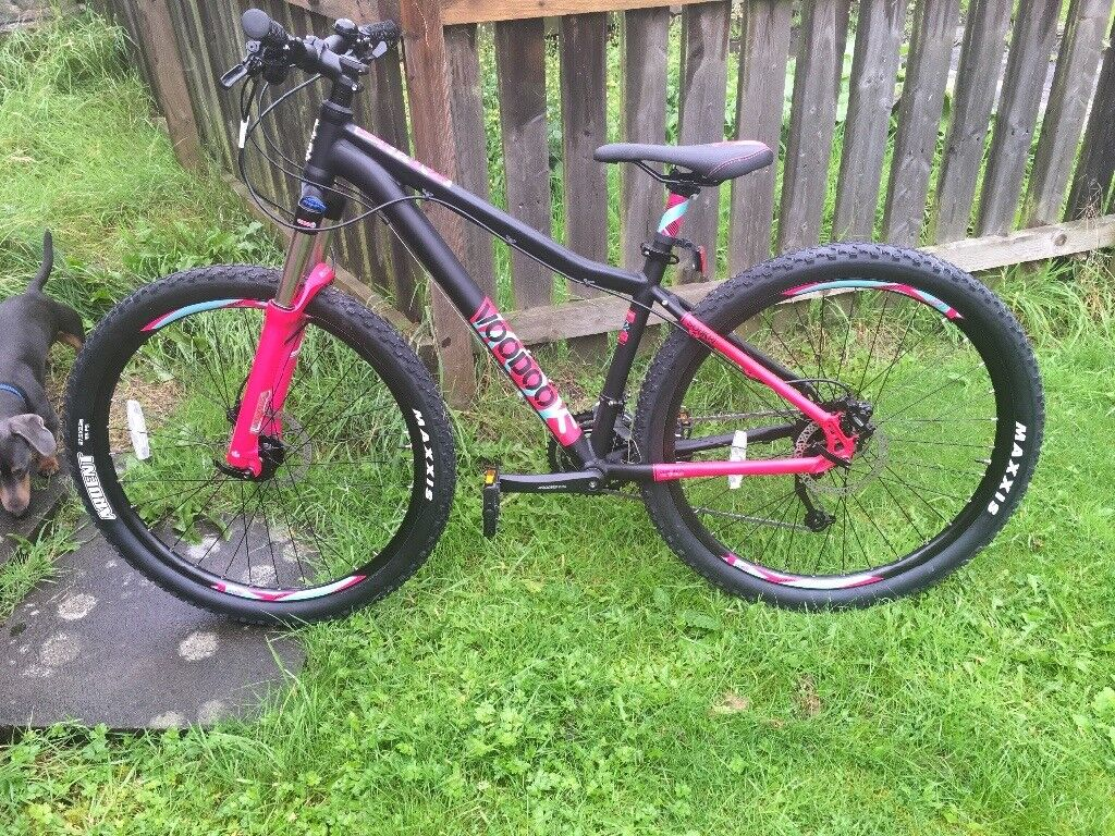"""Brand new ladies bike for sale 16"""" frame not even been used once all receipts and logbook available"""