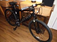 "Carrera Mens Mountain Bike 22"""
