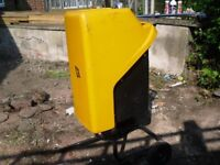 jcb garden shreader
