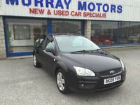 0808 FORD FOCUS 1.6 STYLE