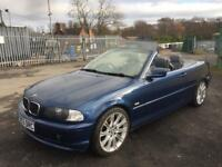 BMW 325 convertible READ THE ADVERT