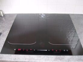 Quality Flavel UBFZ60 Touch Control Induction Hob with Flexizone cooking ability. Little used.