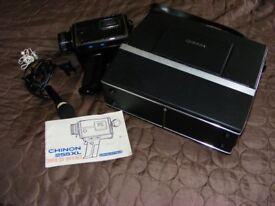 old cine equipment