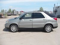 2006 Buick Rendezvous CXL, Sask Tax Paid, Cloth Int, All Wheel D