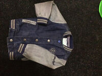 jacket for a boy like new 8 years NEXT