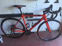 Cube Cross Disc Pro 2015 Road Bike 53cm