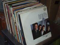 "130 x 12"" 80's Pop Vinyl Record Collection . 80's CLASSICS!!"