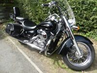 HONDA SHADOW VT 750 C7---2007---3700 MILES ONLY