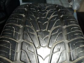 255 50 20 109V NEXEN ROADIAN EXTRA LOAD M&S TYRES ( 2 AVAILABLE )