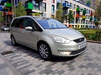2009 Ford Galaxy Giha x 2.2 tdci 173bhp 6-Speed Fully Loaded Full Service History