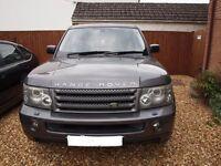 Range Rover TDV6 2005