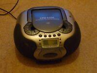 Sony radio cassette recorder