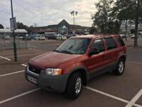 LHD FORD ESCAPE XLT 3.0 V6 4x4 import USA