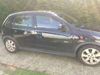 Vauxhal corsa c 72.000 miles 5 door