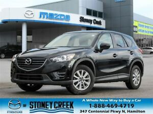 2016 Mazda CX-5 GX Auto AWD Cruise Push Start Alloy B/T Accid Fr