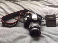 Canon EOS Rebel XSI DSLR Camera £130.