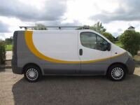 Vauxhall Vivaro 1.9 2005 - same as Nissan Primastar and Renault Trafic - New MOT with only 136,000