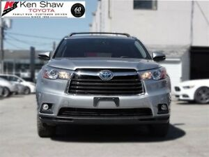 2015 Toyota Highlander Hybrid Limited BACK UP CAMERA NAVIGATION
