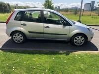 CLEAN FORD FIESTA 1.4 ZETEC CLIMATE 07 PLATE