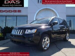 2012 Jeep Compass LIMITED 4X4 LEATHER/SUNROOF
