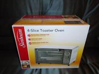 Band New Toaster oven!