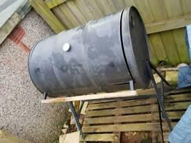 Oildrum BBQ