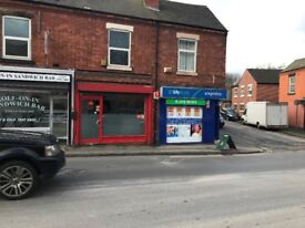 Unit for rent with planning consent A5 (Hot food takeaways).