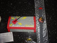 Tikkers Boys 3D Rock Watch Gift Set with Wallet and Keyring BRAND NEW NEVER BE WORN