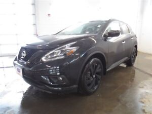 2018 Nissan Murano MIDNIGHT! Hot unit! Save over $7400!