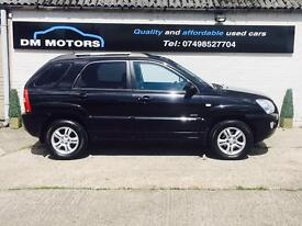 Kia Sportage 2.0 XS 2005 LOVELY FAMILY 4x4!