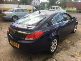 2013 VAUXHALL INSIGNIA 2.0 CDTI 6 SPEED MANUAL 1 OWNER FULL HISTORY