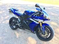 Yamaha R1 2007 5vy 06 model (not R6 GSXR CBR)