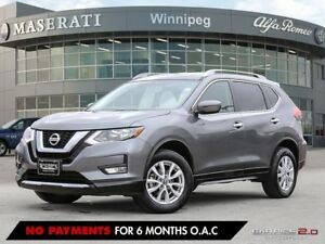 2017 Nissan Rogue SV: ACCIDENT FREE ALBERTA VEHICLE