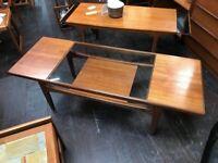 Rectangular Coffee Table by G-Plan. Retro Vintage Mid Century