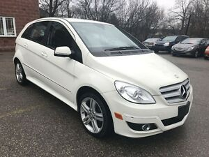 2010 Mercedes-Benz B 200 NO ACCIDENT - SAFETY & WARRANTY INCLUDE